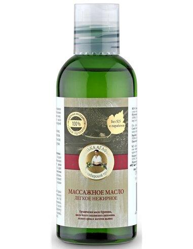 Agafia's Bania Massage Oil Easy Lean 170ml
