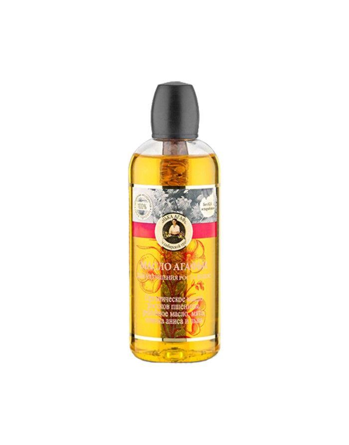 Agafia's Bania Oil for Hair Improve Growth 250ml