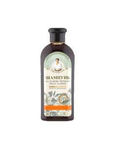 Agafia's Shampoo Siberian based on black soap 350ml