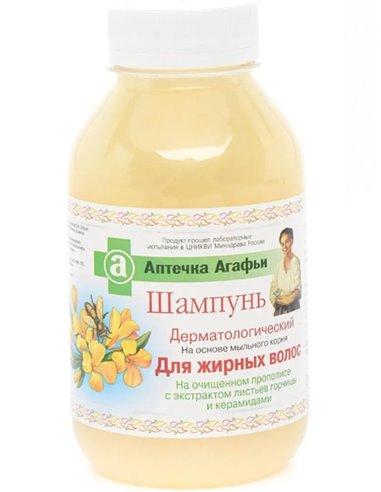 Agafia's Shampoo Dermatological for oily hair 300ml