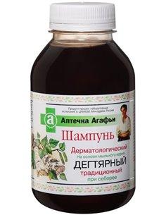 Agafia's Shampoo Dermatological Birch for hair with dandruff 300ml