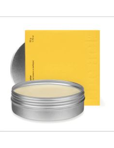The Act Solid Body Butter Lemon and ginger 50g