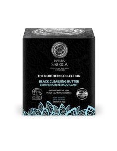 Natura Siberica The Northern Collection Black Cleansing Butter 120ml