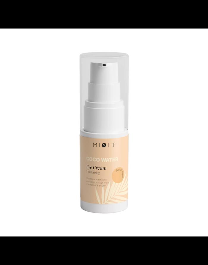 MIXIT Coco Water Eye Cream Moisturizing 30ml