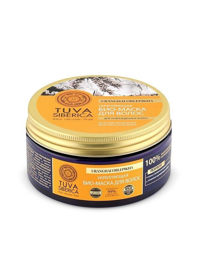 Natura Siberica Tuva Siberica Маска для волос укрепляющая 300мл