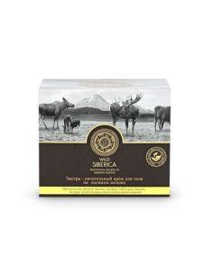 Natura Siberica Wild Extra-Nourishing Body Cream 180ml