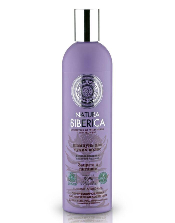 Natura Siberica Shampoo Nourishing And Protective 400ml