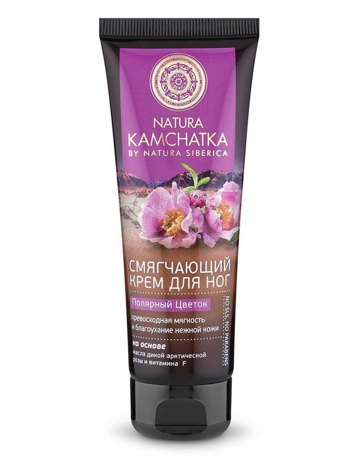 Natura Siberica Natura Kamchatka Foot Cream Polar Flower 75ml