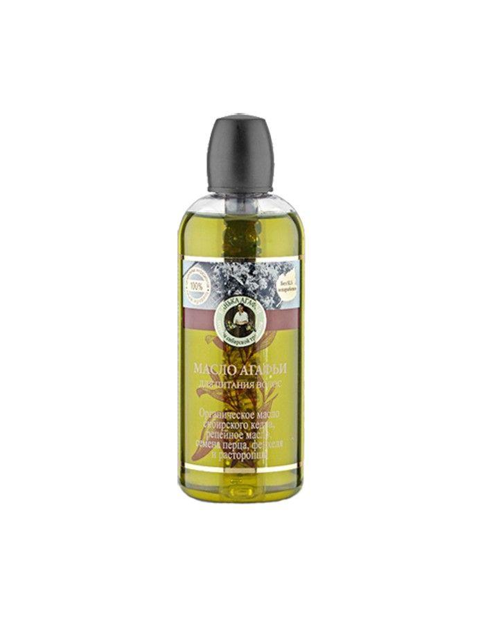 Agafia's Bania Oil for Hair Nourishment 250ml