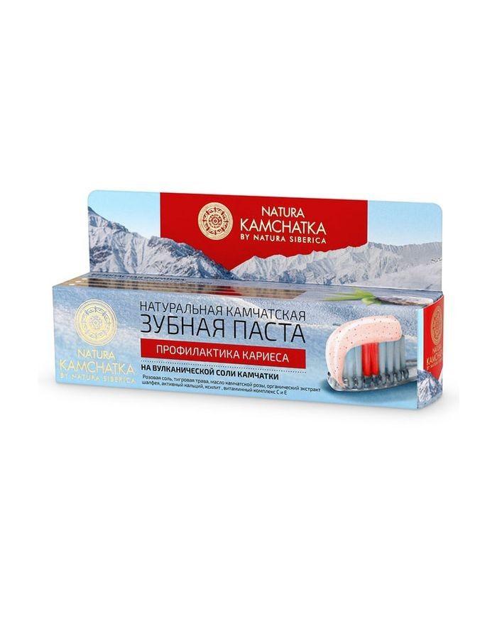 Natura Siberica Natura Kamchatka Natural Toothpaste Caries Prevention 100ml