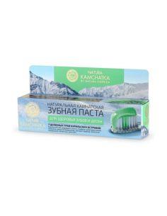 Natura Siberica Natura Kamchatka Паста зубная камчатская для здоровья зубов и десен 100мл