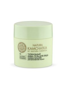 Natura Siberica Natura Kamchatka Thermal Face Aqua-Gel 50ml