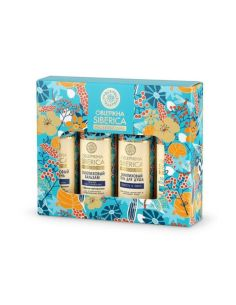 Natura Siberica Oblepikha Travel Set 4x50ml