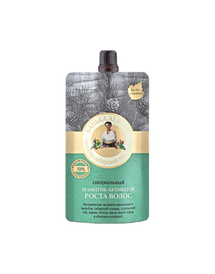 Agafia's Bania Shampoo-Activator Hair Growth 100ml