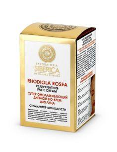 Natura Siberica Laboratoria Rhodiola Rosea Rejuvenating Day Cream 50ml