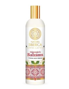 Natura Siberica Loves Latvia Repair Balm 400ml