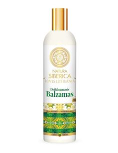 Natura Siberica Loves Lithuania Moisturize Conditioner 400ml
