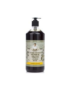 Agafia's Black Soap for cleaning 1000ml