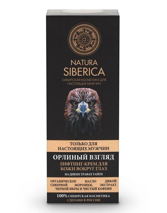 Natura Siberica Men Eye Contour Lifting Cream Eagle Look 30ml