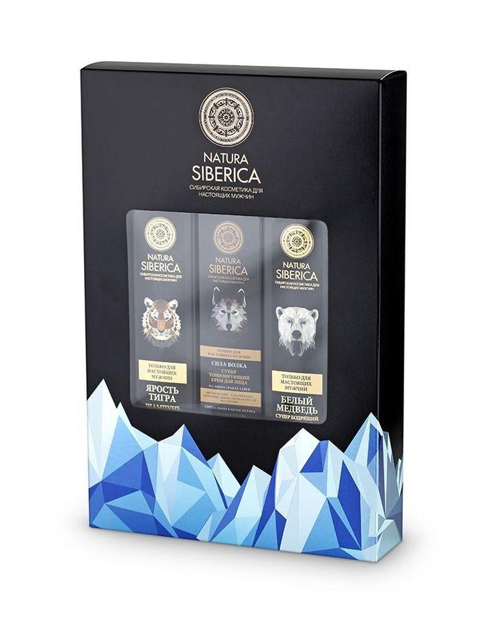 Natura Siberica Men Подарочный набор для мужчин