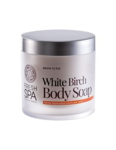 Natura Siberica Fresh Spa Bania Detox White Birch Body Soap 400ml