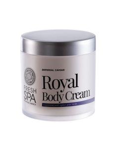 Natura Siberica Fresh Spa Imperial Caviar Royal Firming Body Cream 400ml