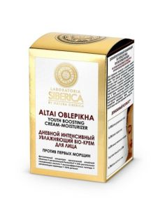 Natura Siberica Laboratoria Altai Oblepikha Youth Boosting Day Cream-Moisturizer 50ml