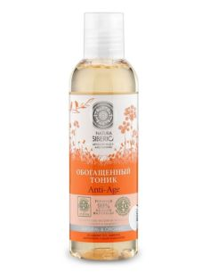 Natura Siberica Enriched Cleansing Tonic Anti-Age 200ml