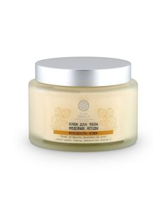 Natura Siberica Exclusive Body Cream Honey Berry 400ml