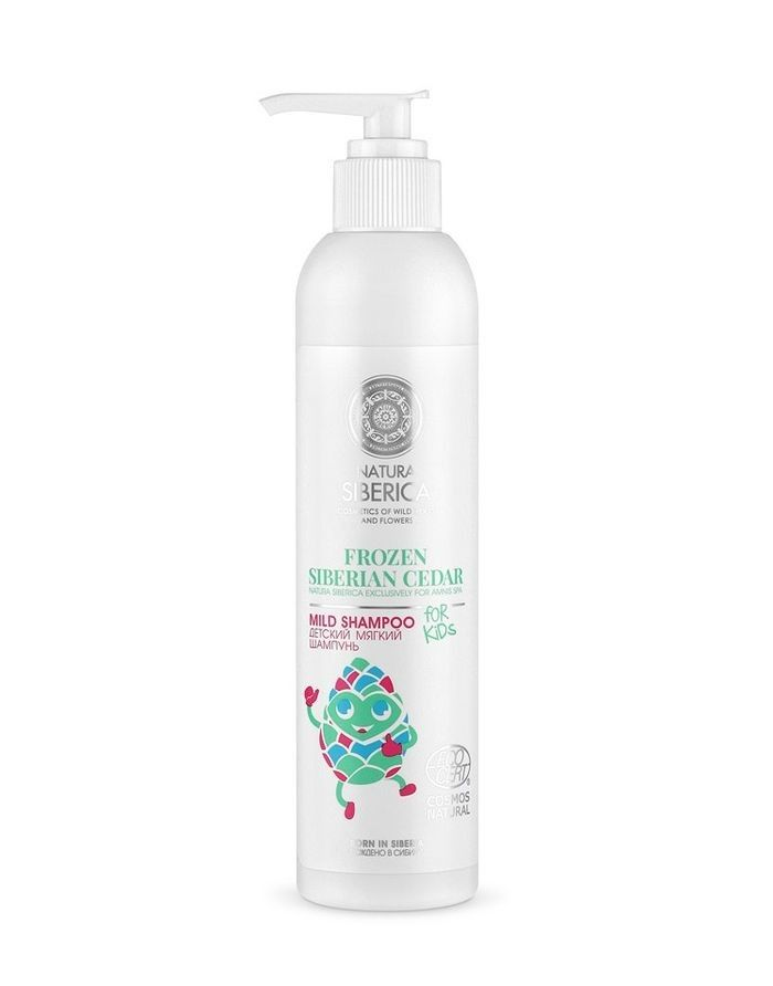 Natura Siberica Exclusively for Amnis Spa Mild Shampoo 250ml