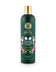 Natura Siberica Frozen Limonnik Nanai Shampoo Energy & hair growth 400ml