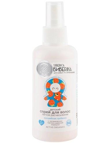 Natura Siberica Biberika Baby Hair Spray 150ml