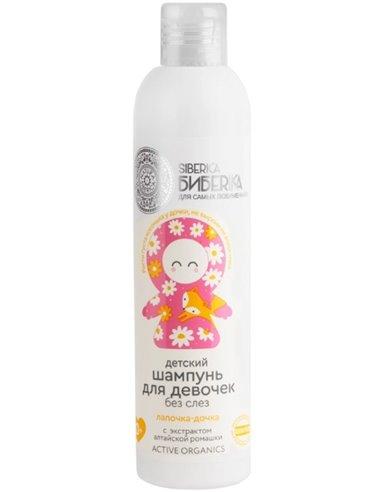 Natura Siberica Biberika Girls Shampoo Without Tears 250ml
