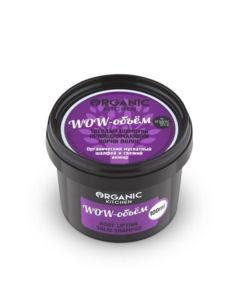 Organic Shop Organic Kitchen Твердый шампунь приподнимающий корни волос Wow-объем 100мл