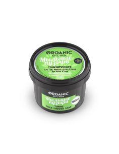 Organic Shop Organic Kitchen Мыло тонизирующее густое для душа Мыльные пузыри 100мл