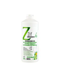 Zero Dishwashing Gel Cucumber Juice & Mint 500ml