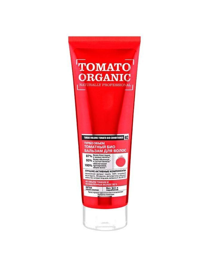 Organic Shop Tomato Turbo Volume Bio Balm 250ml