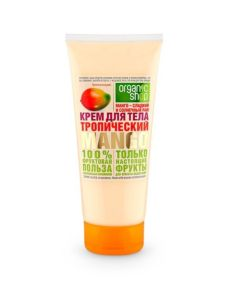 Organic Shop TROPICAL MANGO Body Cream 200ml