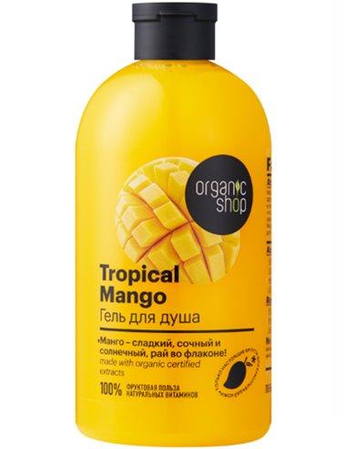 Organic Shop TROPICAL MANGO Shower gel 500ml