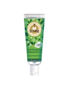 Agafia's Toothpaste Altai herbs 30ml
