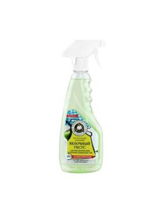 Agafia's Soapy Apple cider vinegar for degreasing kitchen surfaces 450ml