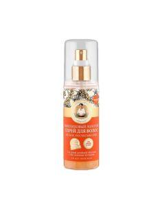 Agafia's Sea-Buckthorn Golden Hair Spray 125ml