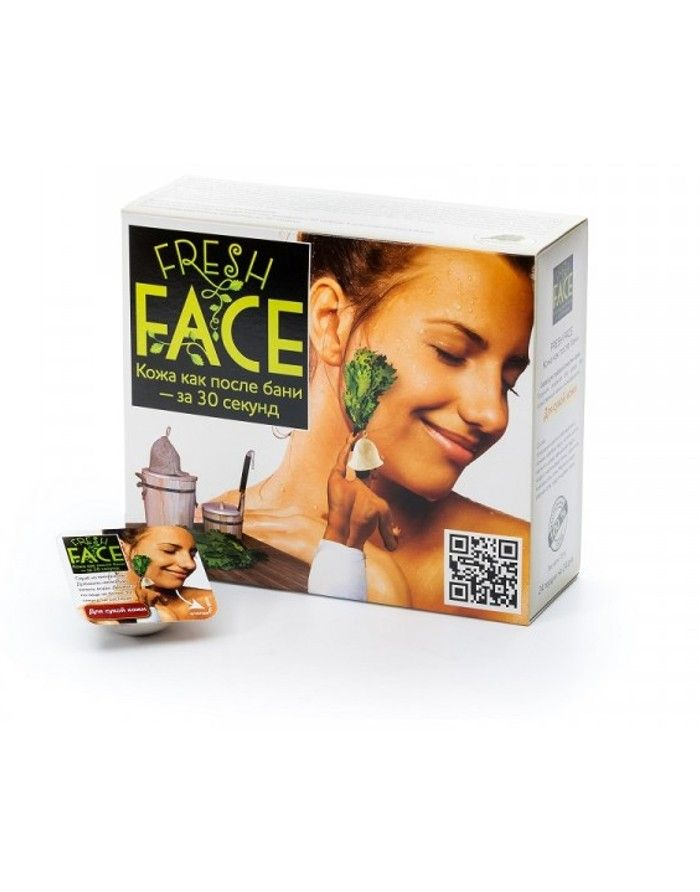 BioBeauty Fresh Face Scrub for normal and oily skin 72g
