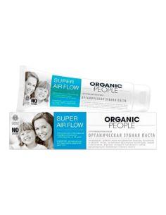 Organic People Toothpaste Super Air Flow 100ml