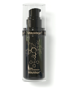 Aging Intervention MitoVitan Activ SkQ1 Serum 30ml