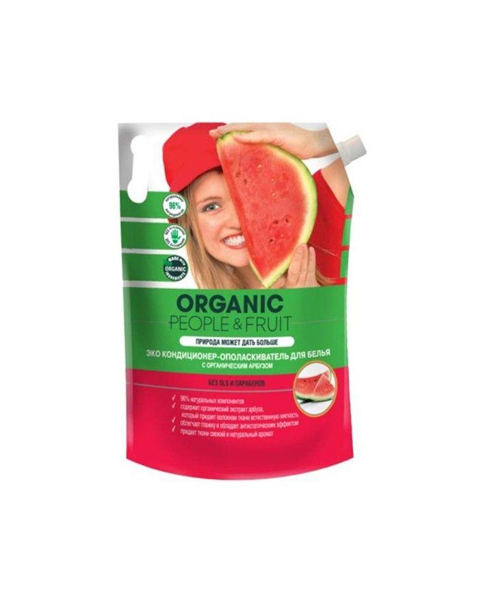 Organic People & Fruit Fabric Conditioner Organic Watermelon 2000ml