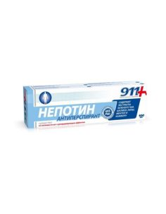 911 NEPOTIN from sweating 100ml