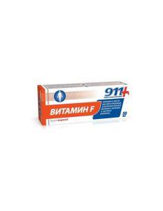 911 Cream VITAMIN F (fatty) 50ml