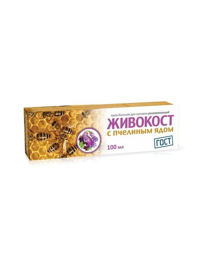 Cream-Balm ZHIVOKOST with bee venom 100ml