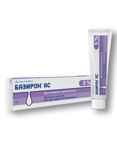 Basiron AC Gel Benzoyl peroxide 5% 40g